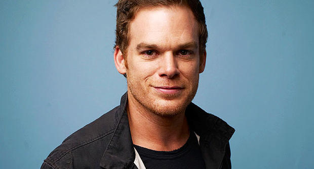 Actor Michael C. Hall poses during the 2010 Toronto International Film Festival