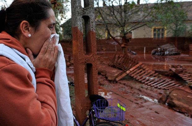 Hungary Toxic Sludge Flood