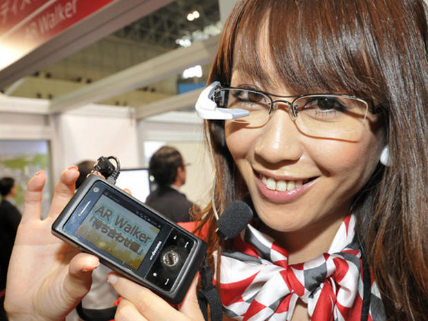 Tomorrow's Tech on Display Today at CEATEC