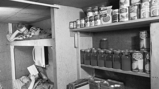 When Home Fallout Shelters Were All the Rage