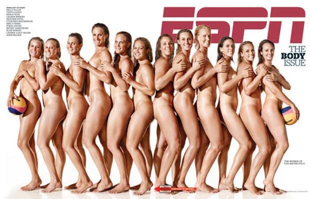 ESPN's Body Issue