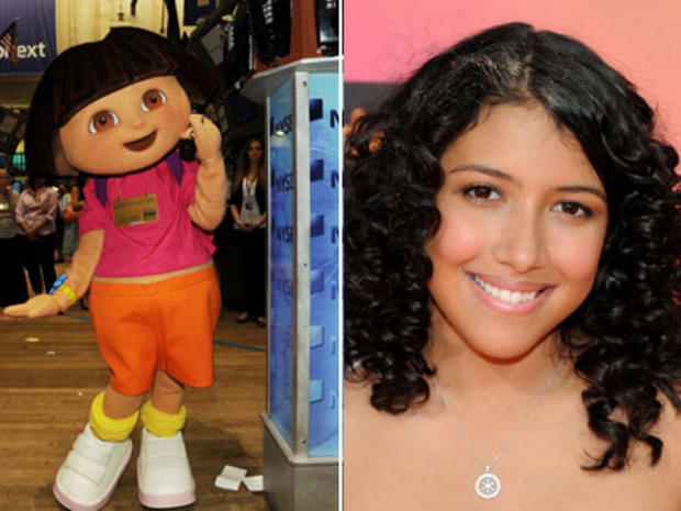 """""""Dora the Explorer"""" Voice Caitlin Sancez Sues Nickelodeon, Claims She is Owed Millions"""