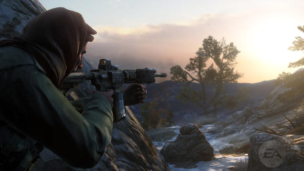 The Controversy Over,  `Medal of Honor' Finally Goes Live