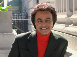 file photo from 2000 Johnny Mathis