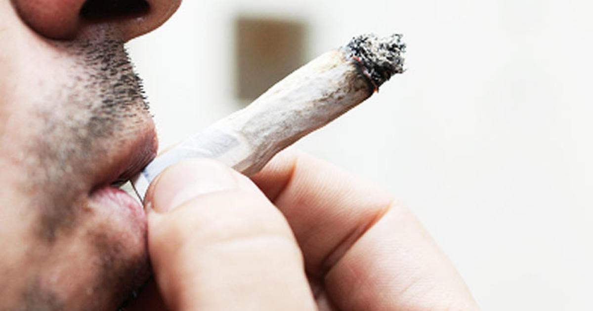 Myth Pot Doesn T Harm Your Lungs Marijuana 7 Health Myths Up In Smoke Cbs News