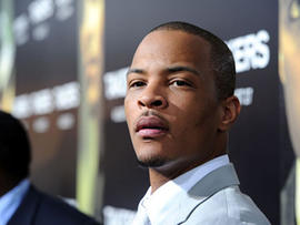 Rapper T.I. Headed Back To Prison For 11 Months