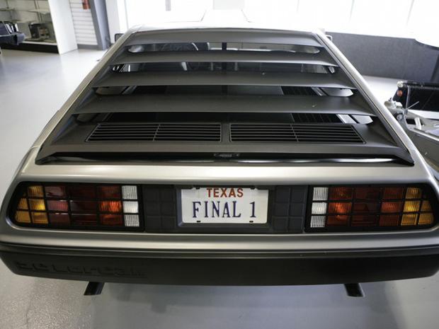 DeLorean: Back to the Future