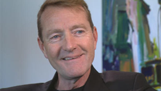 Mystery author Lee Child