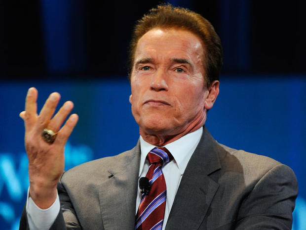 Arnold Schwarzenegger's Teen Son Visited by LAPD for Loud, Underage House Party