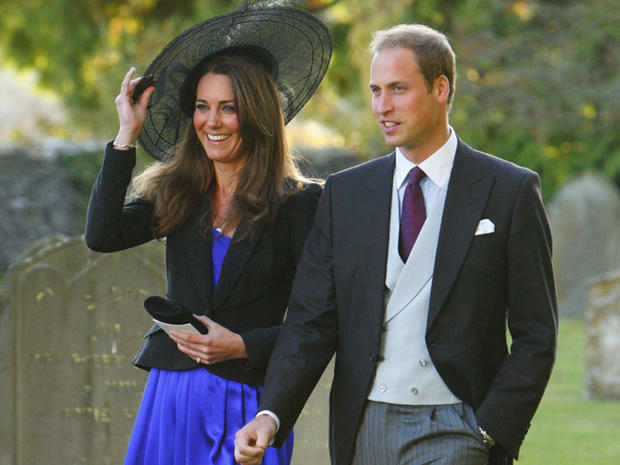 Timeline: William & Kate's romance