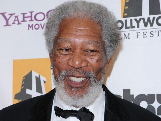 Morgan Freeman Death Rumor Cleared Up Cbs News