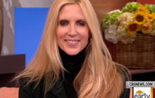 """Ann Coulter: """"I'm With the Tea Partiers"""""""