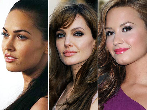 Celebrity Cutters: 7 Beauties Who Hurt Themselves