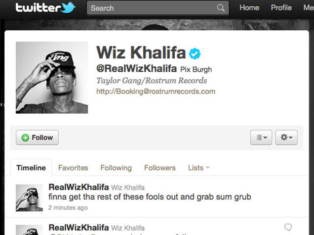 Wiz Khalifa Arrested