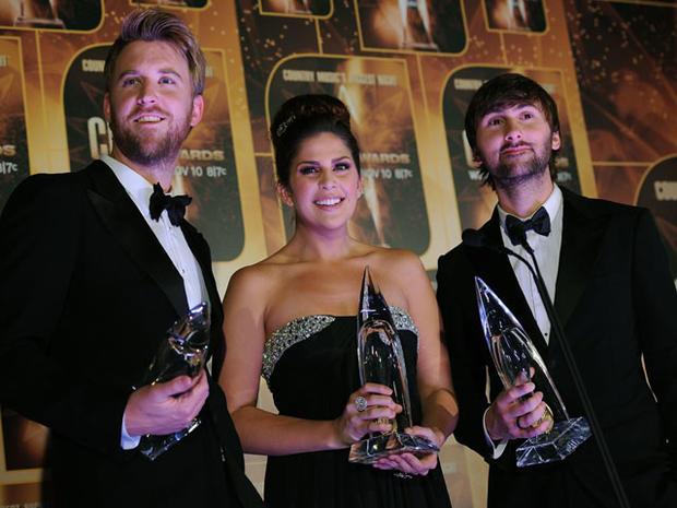 CMA Awards 2010 Press Room