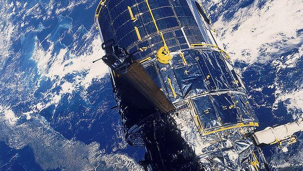 NASA gets 2 telescopes from spy satellite agency - CBS News