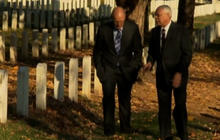 Veteran's Day with Gen. Colin Powell