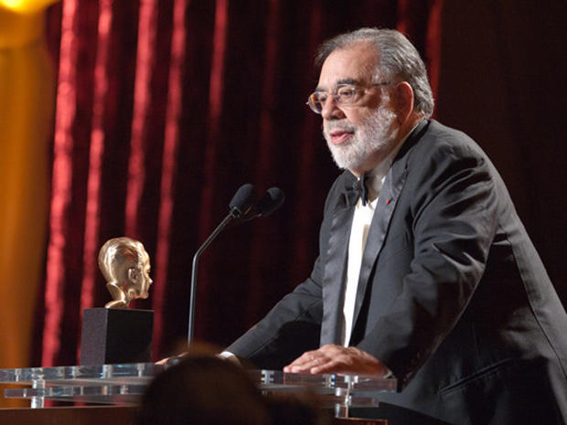 Oscar Honors Francis Ford Coppola