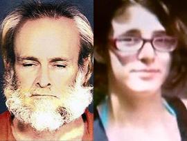 Thomas Steven Sanders, left, Lexis Roberts, right.