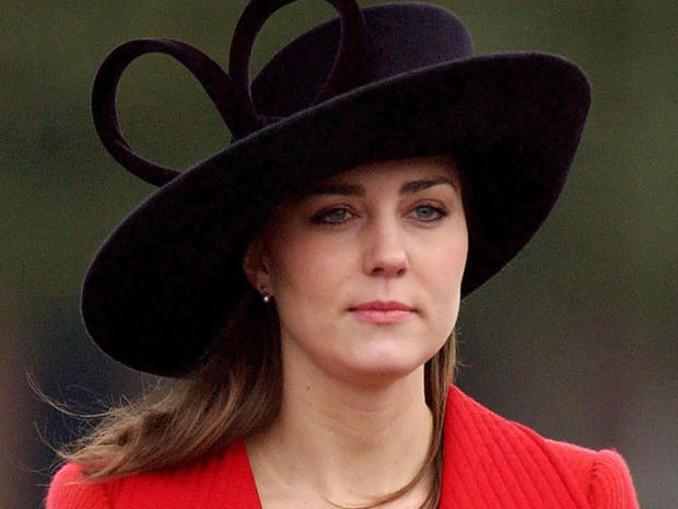 Kate Middleton's U.S. kin