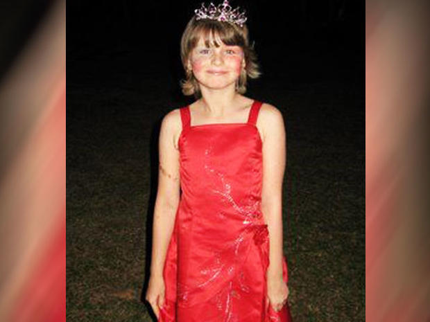 NC Girl's Dad Denies Role In Death, Dismemberment