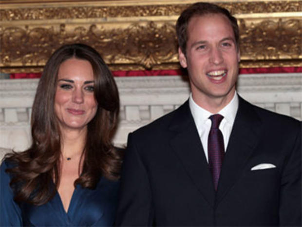 Prince William and Kate Middleton May Wed in 3D