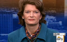 Murkowski Declares Victory with Write-In