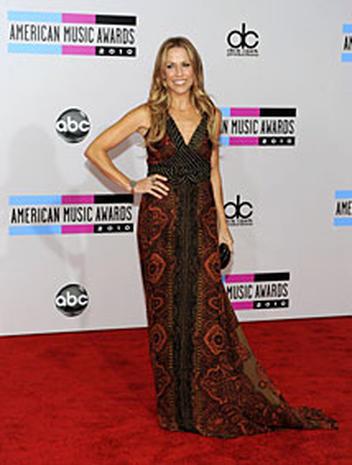 AMA 2010: Red Carpet