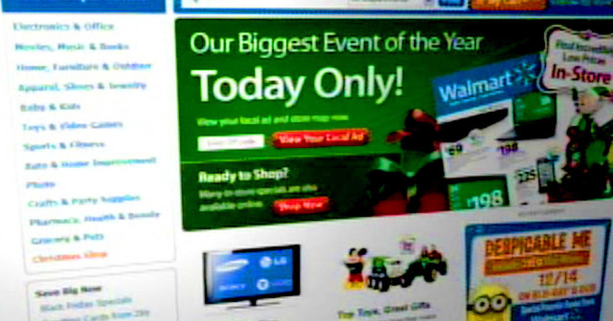 Cyber Monday 2011 Deals From Walmart Target Best Buy And More Cbs News