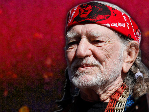 Willie Nelson Arrested, Charged with Pot Possession