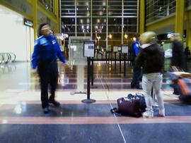 Reagan National Airport, TSA