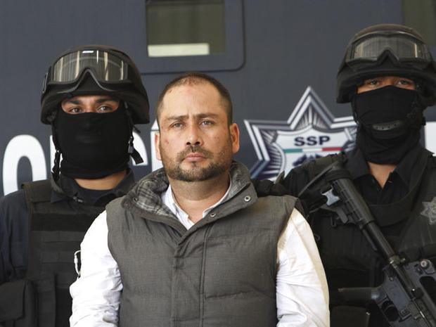 Mexican Drug Lord Arturo Gallegos Captured, Admits to Widespread Killing in Ciudad Juarez