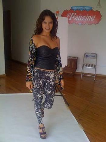 Julieta Grajales: Sexy Mexican Actress in Maxim