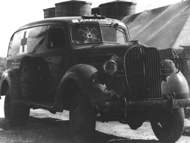 PR-1293_Wrecked_1938_Ford_ambulance_belonging.jpg