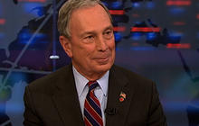 Bloomberg: I'm Not Running. Period.