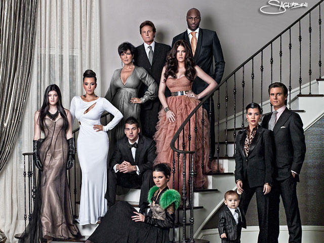 The Kardashian Christmas Card 2020 Kardashians Share Family Christmas Card   CBS News