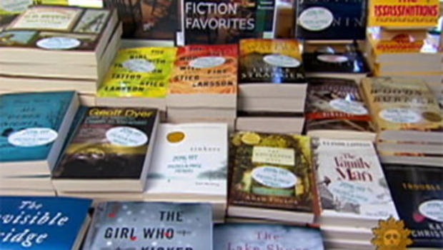 The art of selling books