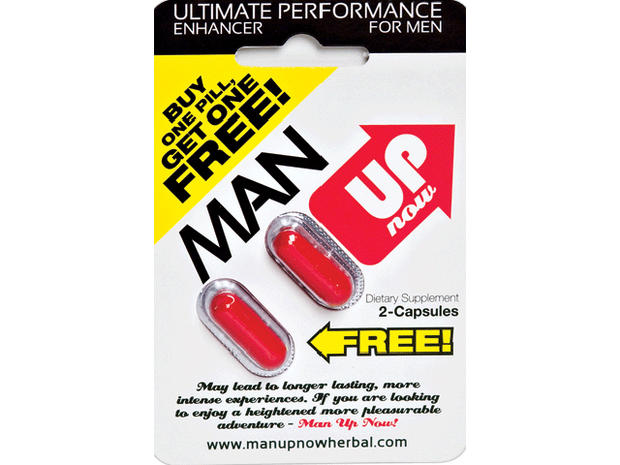 Dangerous Male Sex Pills