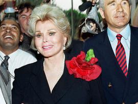 zsa zsa gabor, husband,