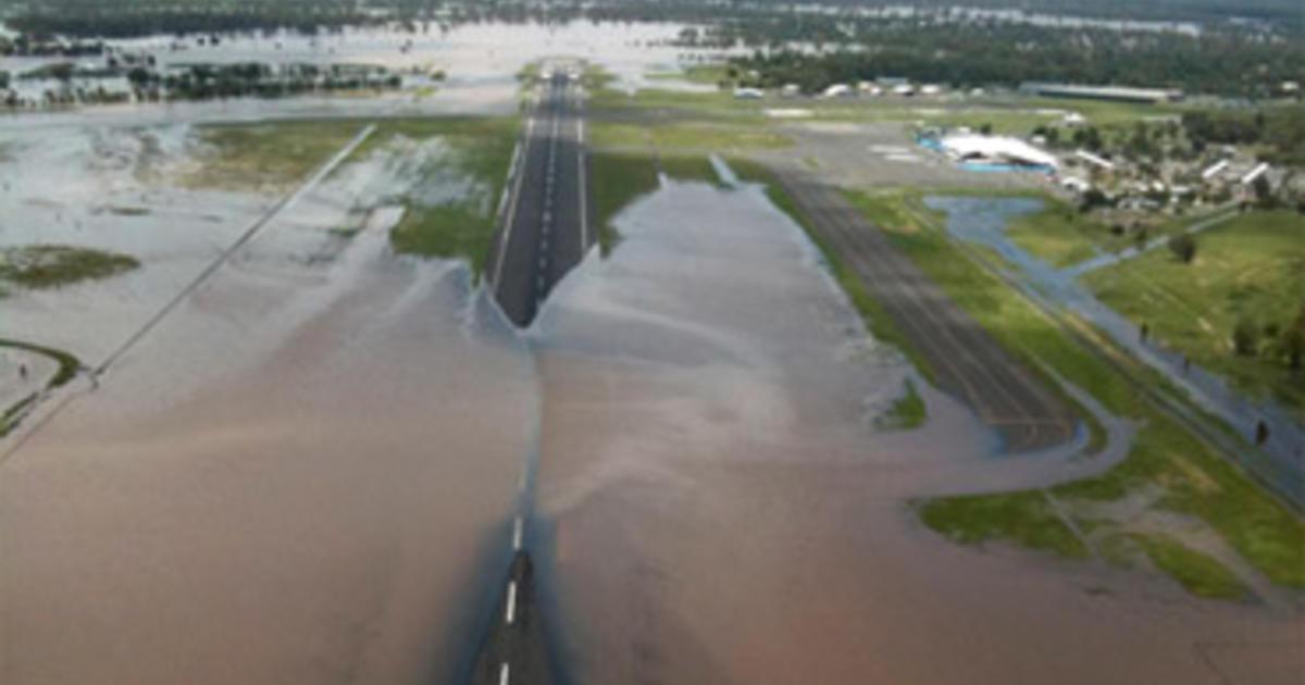 Deadly Australian Floods Create Lake Of Misery CBS News