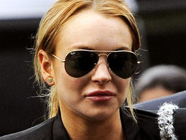 Lindsay Lohan's Freedom in the Hands of District Attorney