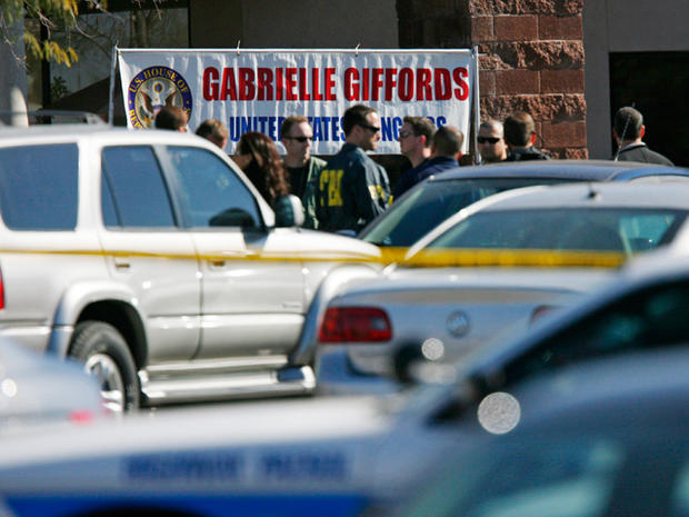 Congresswoman Shot in Arizona