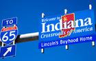Indiana, state, 4x3, generic