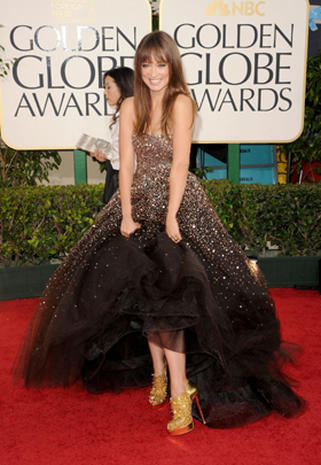 Top Golden Globes Fashion Trends