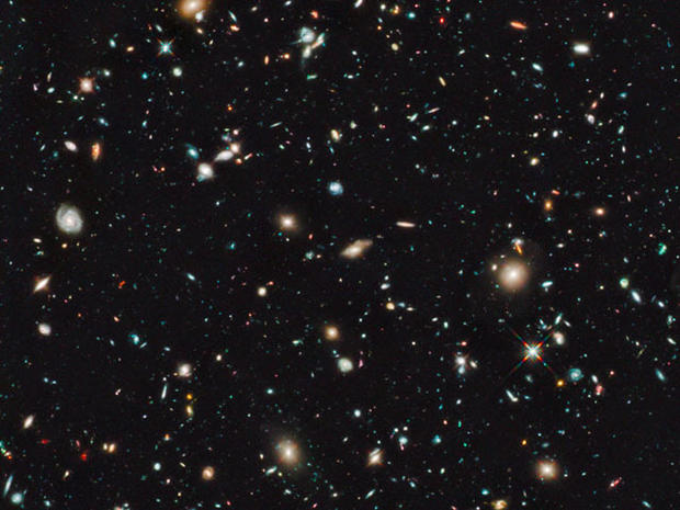 Hubble highlights in galactic color