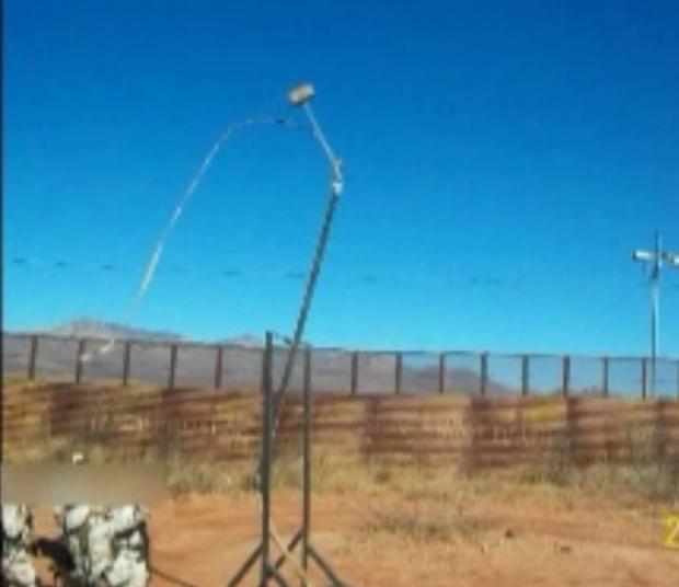 Pot-Firing Catapult Found at Arizona-Mexico Border