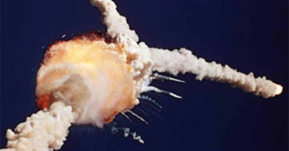 Challenger Disaster at 25: A Still-Painful Wound - CBS News