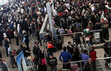 Americans Clamor to Leave Egypt