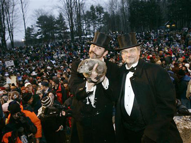 Punxsutawney Phil Through the Years
