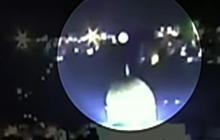 UFO in Jerusalem